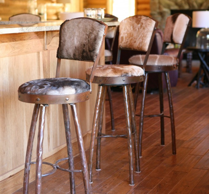 Furniture: Bar Stools With Backs For Inspiring High Chair Design