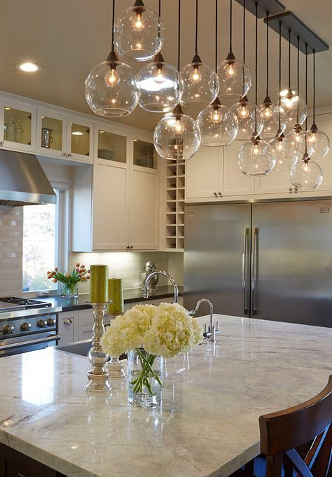 19 Home Lighting Ideas | For the Home | Home decor kitchen, Kitchen