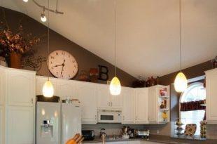 kitchen lighting vaulted ceiling | creative lighting pendants and