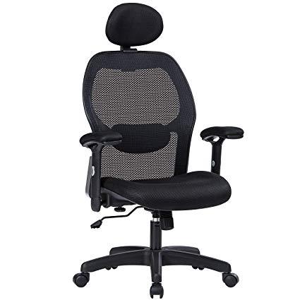Amazon.com : LIANFENG Ergonomic Office Chair, High Back Executive