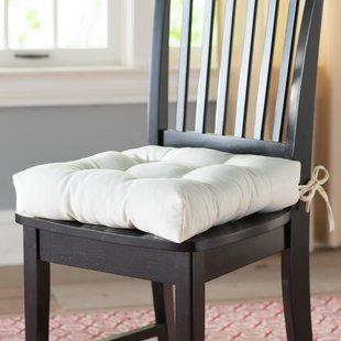 Tie On Seat Cushions | Wayfair