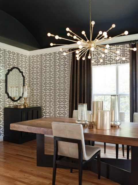 10 Best Modern Artistic Dining Room Designs Pictures | dining room