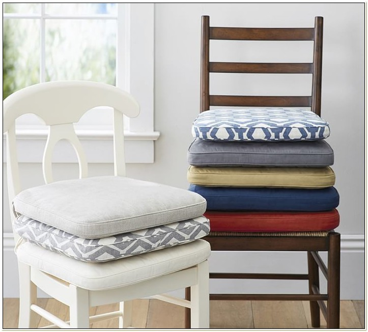 Dining Room Chair Cushions With Ties Chairs Home Dining Chair Seat