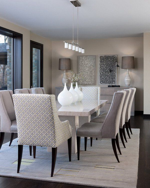Pin by Bart De Muynck on Dining Room | Dining room, Beautiful dining