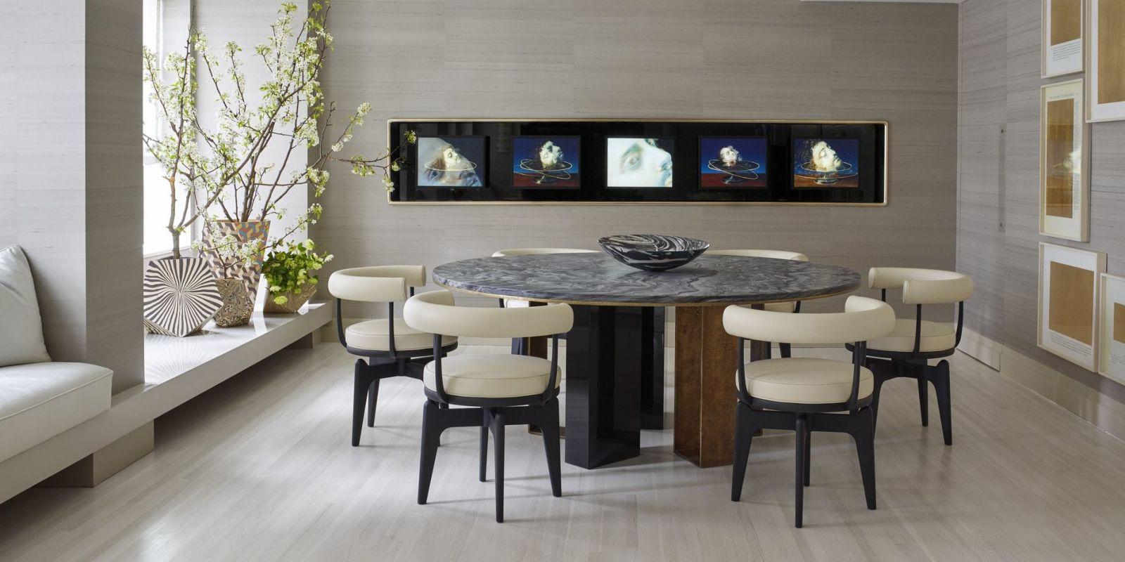 Dining Room Decor Contemporary