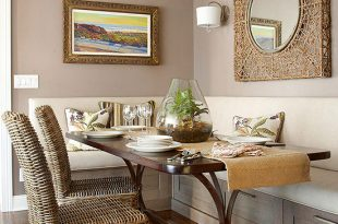 Small-Space Dining Rooms | Better Homes & Gardens