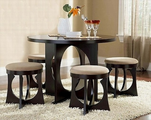 Modern Dining Room Sets For Small Spaces 4 Save The Ideas