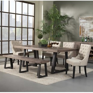 Seats 6 Kitchen & Dining Room Sets You'll Love | Wayfair