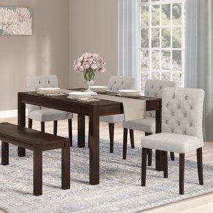 6 Chair Dining Set | Wayfair