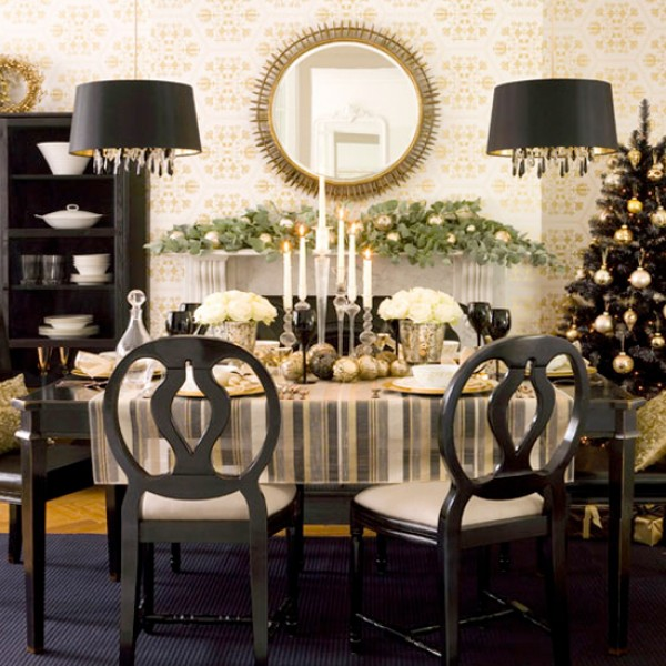 Creative Centerpiece Ideas for your Holiday Dinner Table | Freshome.com