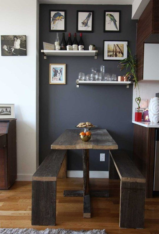 7 Ways To Fit a Dining Area In Your Small Space (and Make the Most