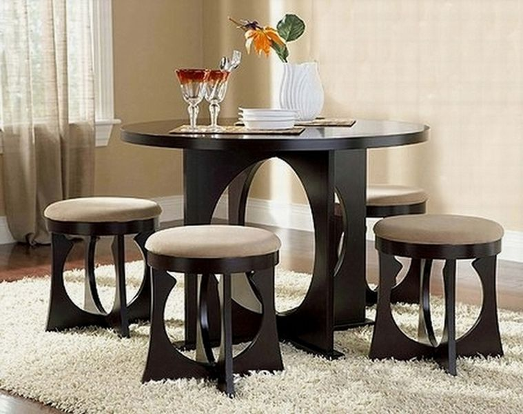 Small Room Design: best dining room table for small space Dining