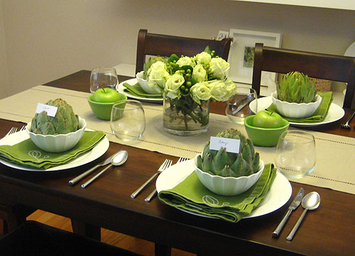 Table Setting Is Fun And Easy- Here Are Seven Cheap Ways To Set The