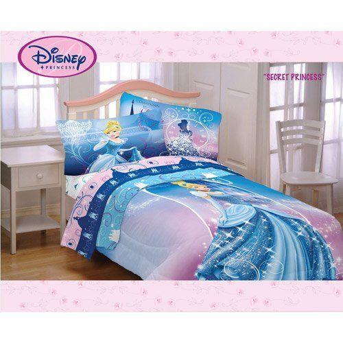 Disney Princess Cinderella Twin/Full Comforter by Disney. $64.88