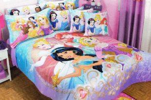 Disney Princess Magic Comforter Bedspread Sheet Set Full/Mat 9PC