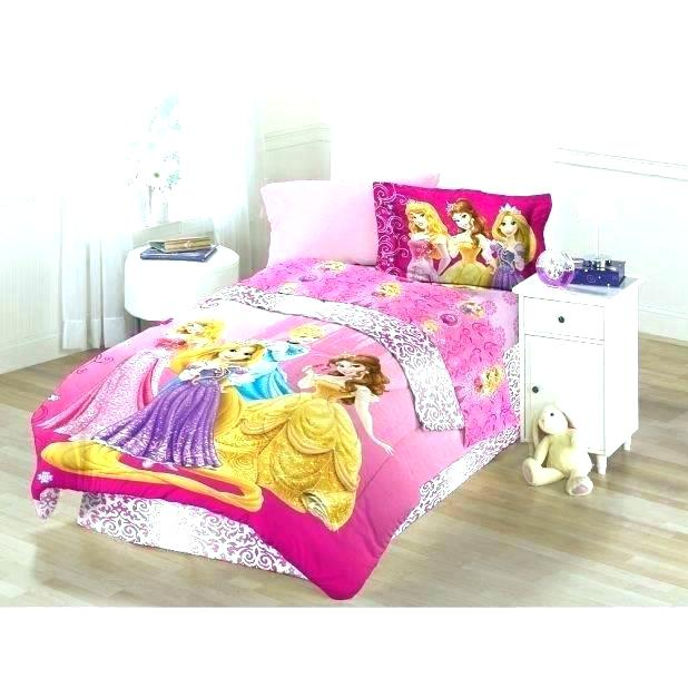 Princess Bedding Sets Full Size Home Textile Pink Sweet Style Floral