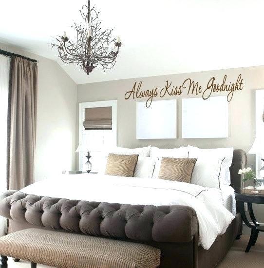 Diy Master Bedroom Wall Decor Ideas u2013 imknowhow