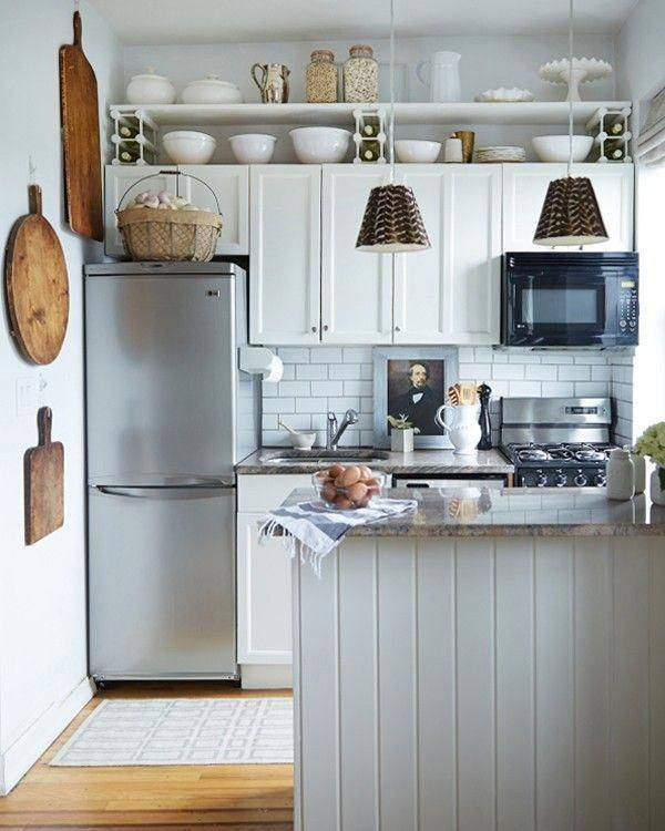 Creative and Modern Ideas Can Change Your Life: Small Kitchen