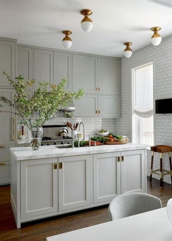Find more ideas: DIY Small Kitchen Remodel On A Budget Dark Small