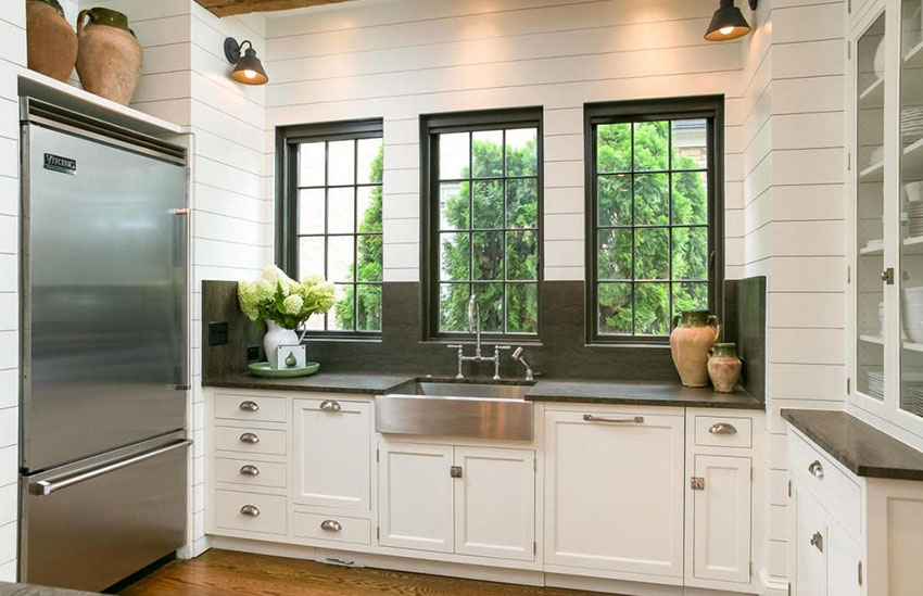 DIY Small Kitchen Ideas (Storage & Space Saving Tips) - Designing Idea