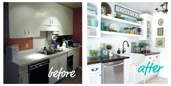 Diy Small Kitchen Ideas Small Kitchen Remodel Ideas Diy Small