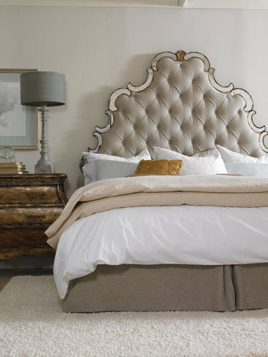 Headboards double for your double beds - Decorating ideas