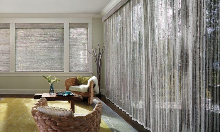 Window Treatments for Patio & Sliding Glass Doors | Hunter Douglas