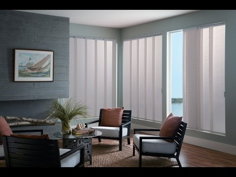 Window Treatments For Sliding Glass Doors | Curtains And Window