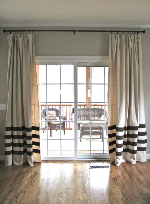 12 Projects for Fabulous DIY Curtains & Drapes | curtains how to