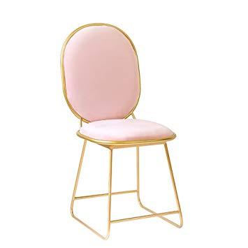 Amazon.com: COZY HONE AAA Creative Armchair, Modern Wrought Iron Bar