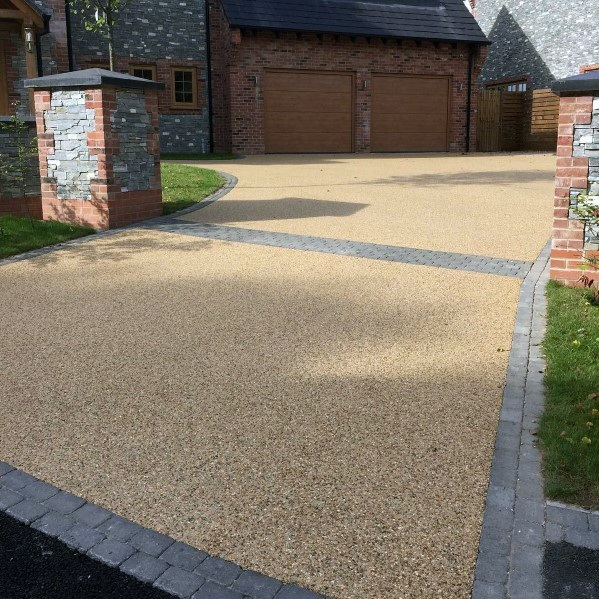 Top 60 Best Driveway Ideas - Designs Between House And Curb
