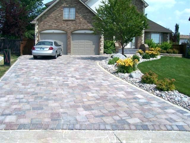 Driveway Ideas For Small Homes | all home interior ideas