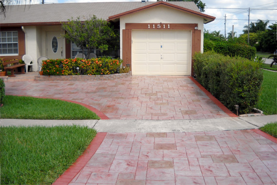 Driveway Ideas For Small Homes | Kitchen And Interior Ideas
