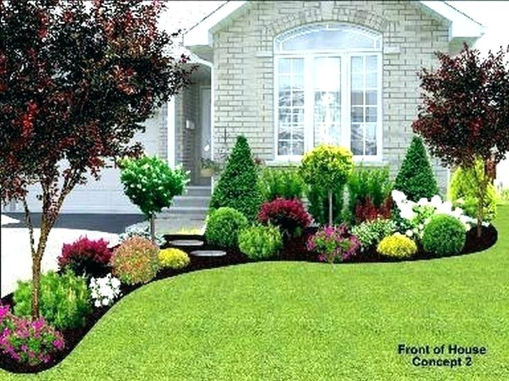 Easy Landscaping Ideas For Front Yard Gorgeous Landscaping Ideas