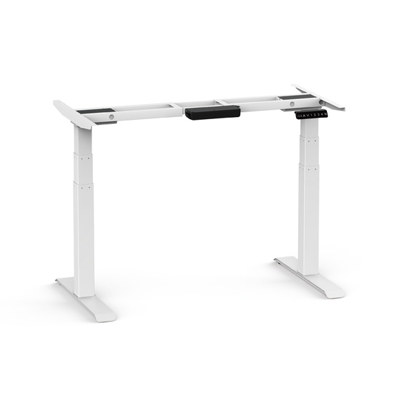 OFD-CI3ELBASEA Standard Rectangle Electric Height Adjustable Desk Base