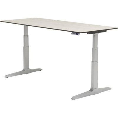 Rectangular Sierra HX Electric Height Adjustable Table