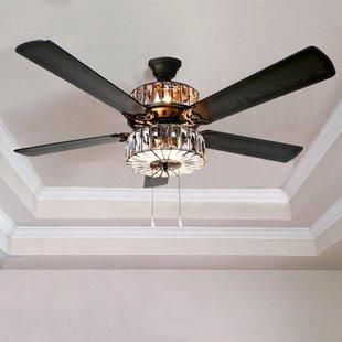 Elegant Ceiling Fans | Wayfair