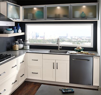 Modern Cabinets u2013 European-Style Kitchen Cabinetry u2013 Kitchen Craft