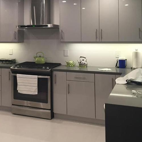 European Style Flat Panel Kitchen Cabinet u2013 Kitchen Cabinets South