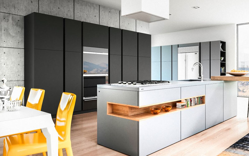 Kitchen Cabinets by Kitchen Zilla