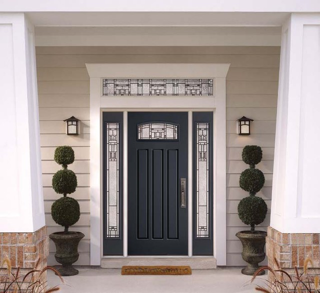 Fiberglass & Steel Doors - Traditional - Exterior - Tampa - by US