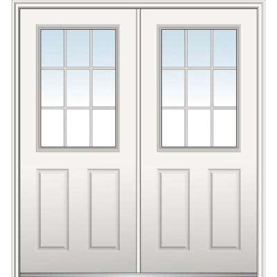 Doors With Glass - Steel Doors - The Home Depot