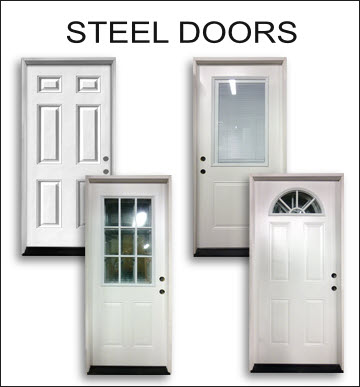Exterior Doors: - Home Surplus