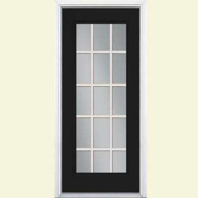 Exterior Steel Doors With Glass
