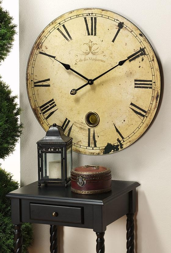 How to decorate with extra large decorative wall clocks u2013 BlogBeen