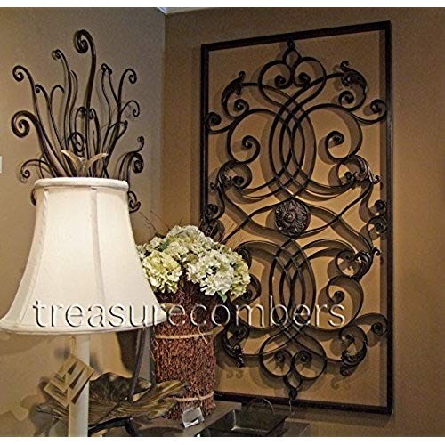 Large Outdoor Metal Art Wall Size Of Extra - breatheagain.us