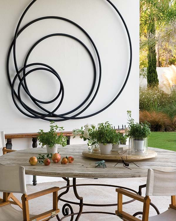 outdoor artwork outdoor wall hangings outside metal wall art metal