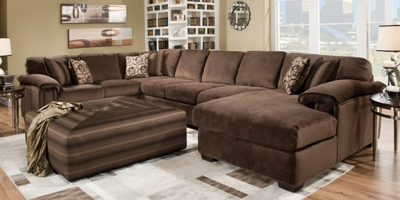 Large Sectional Sofas With Chaise