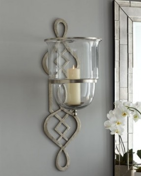 Extra Large Wall Candle Sconces - Image Antique and Candle