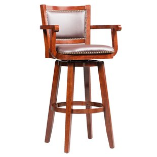 Extra Tall Swivel Bar Stools You'll Love | Wayfair
